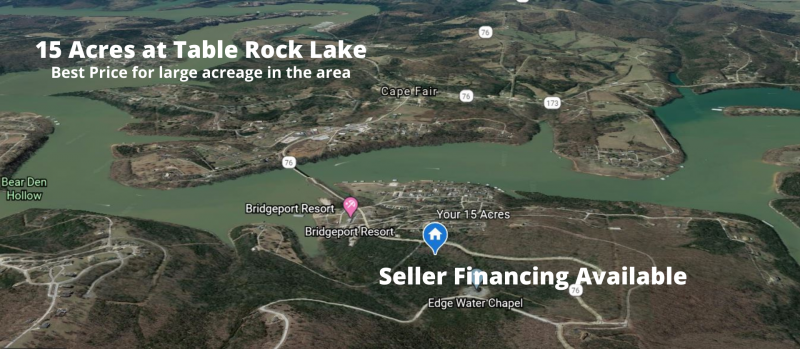 15 Acres at Table Rock Lake (1)