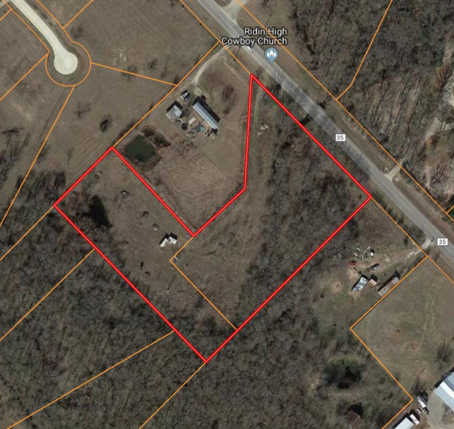 4 791 Acres In Hunt County Tx No Restrictions Three