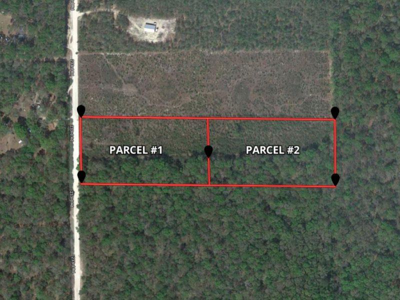 Parcel Satellite 1