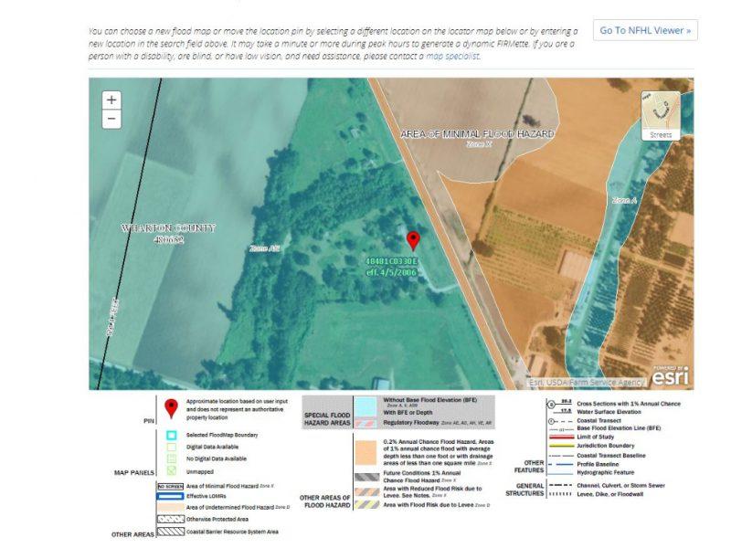 FEMA flood map - Copy